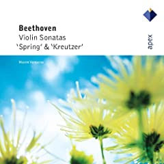 Violin Sonata No.5 in F major Op.24, 'Spring' : II Adagio molto espressivo