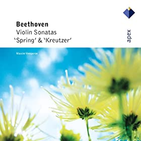 Violin Sonata No.5 in F major Op.24, 'Spring' : I Allegro