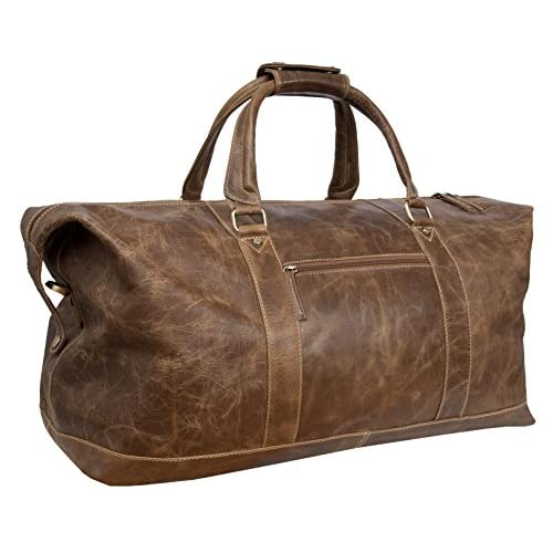 Discover 10 Mens Leather Weekend Bags