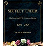 Six Feet Under: Complete HBO Seasons 1-5 Collector's Edition (24 Disc Box Set) [DVD]by Six Feet Under