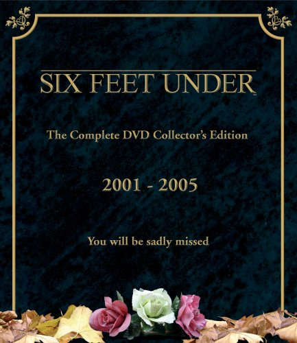 Six Feet Under: Complete HBO Seasons 1-5 Collector's