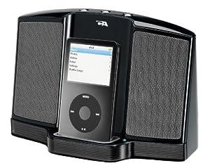 Cyber Acoustics 30-Pin iPod Speaker Dock (CA-461)