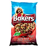 Bakers Complete Delicious Meaty Chunks with Tasty Beef & Country Vegetables 1 x 15kg
