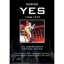 Inside Yes 1968-1973