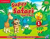 Super Safari Level 1 Pupils Book with DVD-ROM