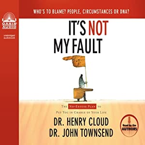 It's Not My Fault Audiobook