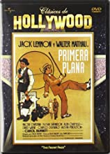 Clásicos De Hollywood: Primera Plana [DVD]