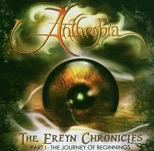 Ereyn Chronicles: Part 1 the Journey of Beginnings