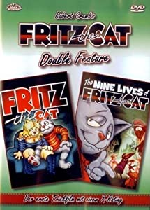 Fritz the Cat 1 & 2 - Double Feature