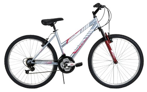 Find Bargain Huffy Bicycle Company Women's 26334 Alpine Bike, Lavender Ice, 26-Inch