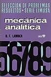 img - for Mecanica Analitica. Seleccion de Problemas Resueltos book / textbook / text book