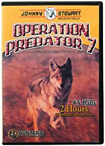 Hunters Specialties Operation Predator - Coyote Hunting Volume-7 DVD