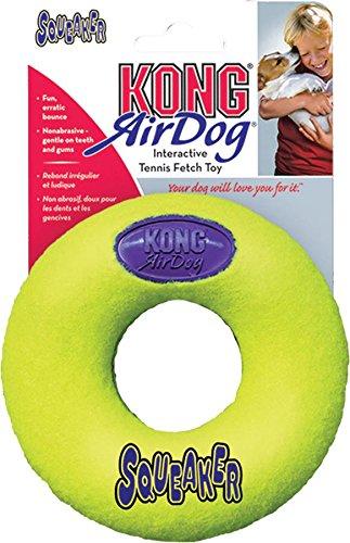 Kong Air Squeaker Donut, Grande
