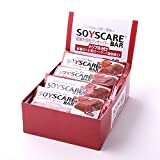 【糖質制限ダイエットにピッタリ】 ソイズケアバー 【チョコ味 12本入】 砂糖ゼロ・小麦粉ゼロ・トランス脂肪酸ゼロのトリプルゼロ