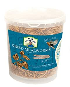 Alan Titchmarsh 400g Mealworms
