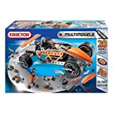 Erector - Multi Model Construction Set (230pc)
