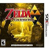 The Legend of Zelda: A Link Between Worlds 3D from Nintendo