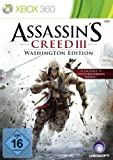 Assassin's Creed 3 Washington Edition (XBOX 360)