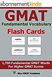 GMAT Fundamental Vocabulary Flash Car...