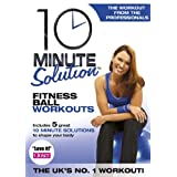 10 Minute Solution - Fitness Ball Workouts [DVD] [2006]by Andrea Ambandos