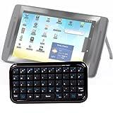 Slim Bluetooth Keyboard For Archos 70 Internet Tablet / 101 Internet Tablet / 7c Home Tablets / Archos 5 HD 720p 5