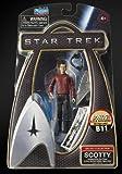 Toy - Star Trek - Movie 2009 - Galaxy Collection - SULU - 3 3/4 Inch /ca. 10cm Action Figur - incl. U.S.S. Enterprise / Bridge Teil B4 - OVP