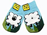 SHAGGY SHEEP MOCKS MOBiLE PHONE SOCK POUCH COVER FOR APPLE iPHONE iPOD SAMSUNG....CAMERAS