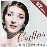 Maria Callas - 25 Complete Operas