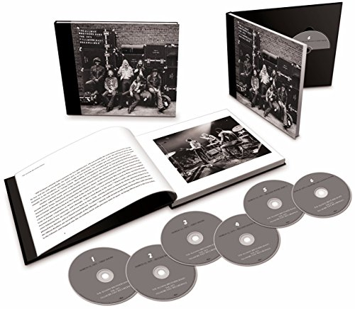 The 1971 Fillmore East Recordings [6 CD] (Allman Brothers Box Set compare prices)