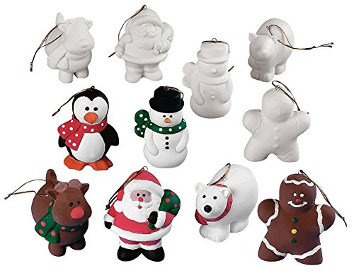 design-your-own-ceramic-christmas-character-ornaments-crafts-for-kids-design-your-own-12-count-2-pcs