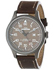 Timex T49874 Expedition Military Leather