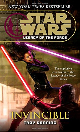 Invincible (Star Wars: Legacy of the Force, Book 9)