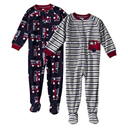 Product Image Infant Toddler Boys' Sleepwear JUST ONE YOU Made by Carter's® Puppy Footed Pajama Set