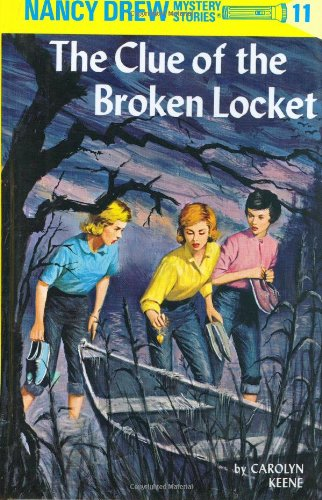 The Clue of the Broken Locket (Nancy Drew Mysteries)