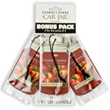 Yankee Candle Macintosh Spice Car Jar 3-For-2 Bonus Pack