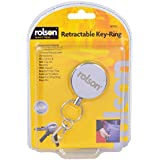 Rolson60107 Porte-clé rétractable