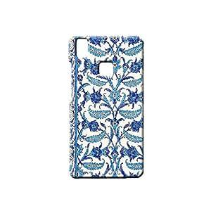 BLUEDIO Designer Printed Back case cover for VIVO V3 - G4386