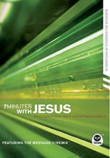 7 Minutes with Jesus, Daily Devotions for a Deeper Relationship