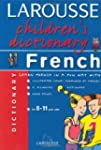 Larousse Children's French Dictionary