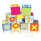 35-Inch-9-Pcs-baby-blocks-Cloth-Soft-Rattle-Building-Block-Educational-Toys