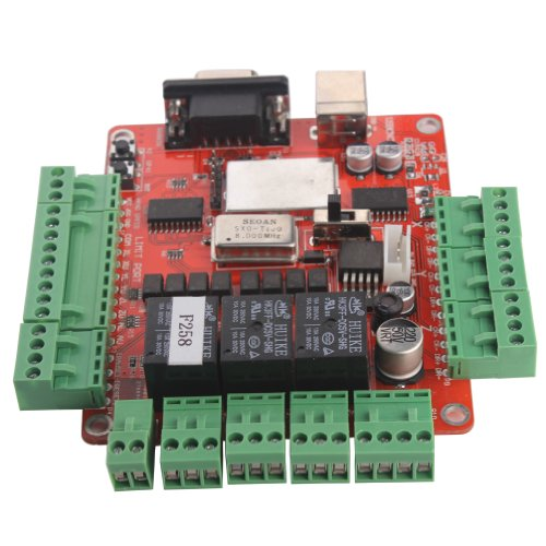 Other Computers Networking Usbcncv4x Usb Interface Board For Stepper Motor Drive Controller