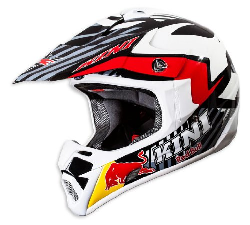 Kini Red Bull Helm Revolution Black/Red XXL
