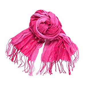 Lindsay Phillips Women's Scarf Bristol Pink Ombre