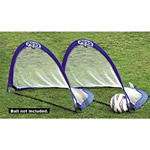 pugg 4 footer portable training goal set two