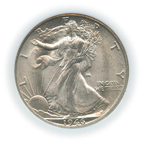 One 90% Walking Liberty Half Dollar Silver Coin Circulated Half Dollar Very Good
