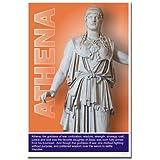 The Goddess Athena, Classroom Poster