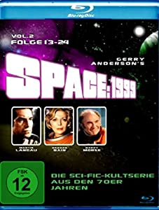 Gerry Anderson's SPACE: 1999 - Vol. 2, Folge 13-24 [Blu-ray]