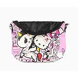 tokidoki X Hello Kitty Kimono Crossbody Pouch