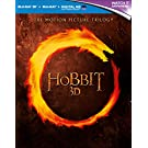 The Hobbit Trilogy [Blu-ray 3D + Blu-ray] [Region Free]
