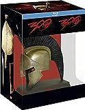 Pack: 300 + 300: El Origen De Un Imperio - Edición Limitada (Casco) [Blu-ray]